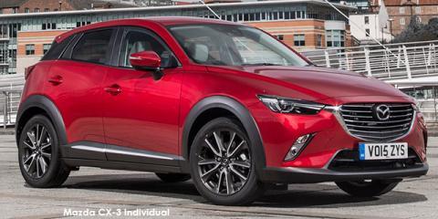 Mazda CX-3 2.0 Individual auto - Image credit: © 2018 duoporta. Generic Image shown.