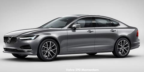 Volvo S90 D4 Momentum - Image credit: © 2018 duoporta. Generic Image shown.