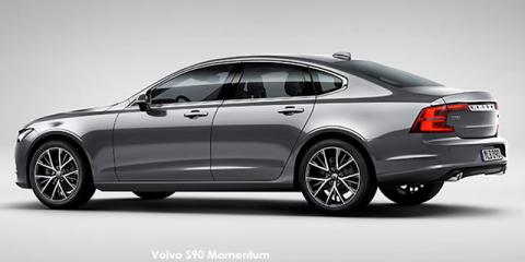 Volvo S90 D4 Momentum - Image credit: © 2018 duoporta. Generic Image shown.