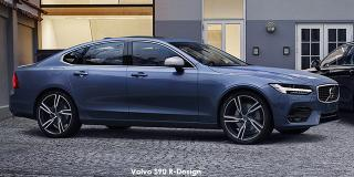 Volvo S90 D4 R-Design - Image credit: © 2019 duoporta. Generic Image shown.