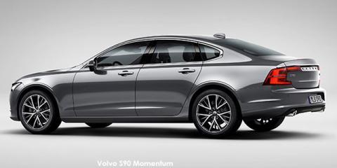 Volvo S90 D5 AWD Momentum - Image credit: © 2018 duoporta. Generic Image shown.