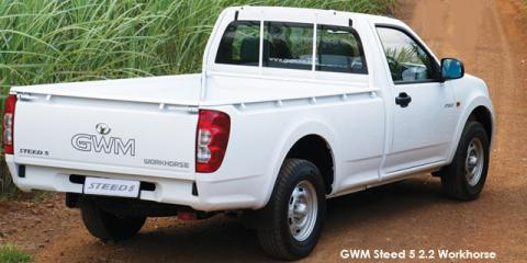 GWM Steed 5 2.2L Workhorse - Image credit: © 2018 duoporta. Generic Image shown.