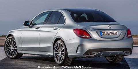 Mercedes-Benz C300 AMG Line