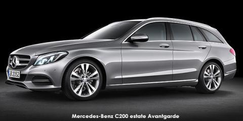 Mercedes-Benz C250d estate Avantgarde