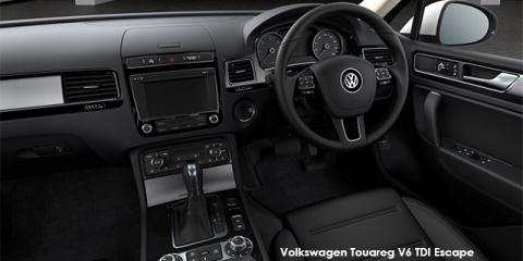 Volkswagen Touareg V6 TDI Luxury - Image credit: © 2018 duoporta. Generic Image shown.