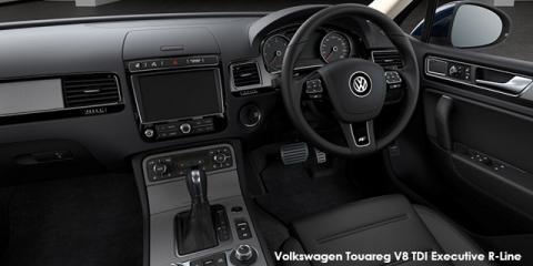 Volkswagen Touareg V8 TDI Executive R-Line - Image credit: © 2018 duoporta. Generic Image shown.