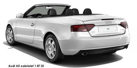 Audi A5 cabriolet 1.8TFSI SE auto