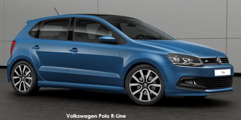 New Volkswagen Polo Hatch 1 0tsi R Line Auto Up To R