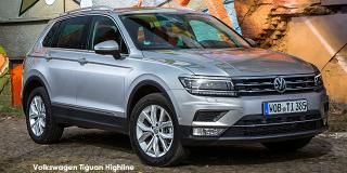 Volkswagen Tiguan - Image credit: © 2018 duoporta. Generic Image shown.