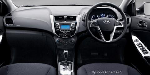 Hyundai Accent sedan 1.6 Glide auto