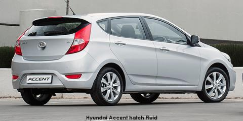Hyundai Accent hatch 1.6 Fluid