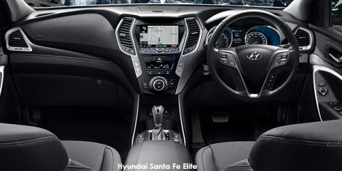 Hyundai Santa Fe 2.2CRDi Elite