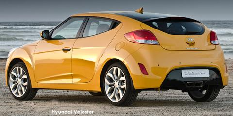 Hyundai Veloster 1.6 Executive
