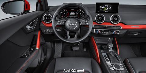 Audi Q2 1.0TFSI sport