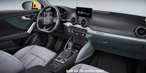 Audi Q2 2.0TDI sport