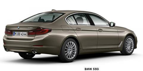 BMW 530i - Image credit: © 2018 duoporta. Generic Image shown.
