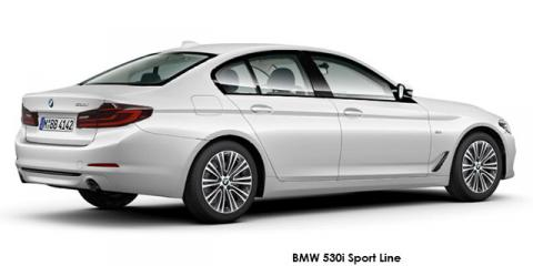 BMW 530i Sport Line - Image credit: © 2018 duoporta. Generic Image shown.