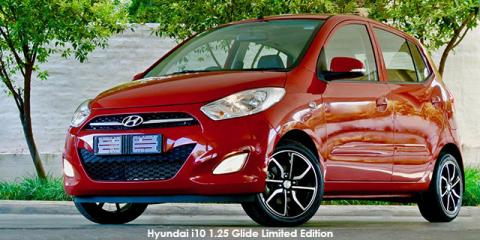 Hyundai i10 1.25 Glide Limited Edition
