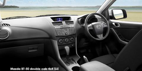 Mazda BT-50 3.2 double cab 4x4 SLE auto - Image credit: © 2018 duoporta. Generic Image shown.