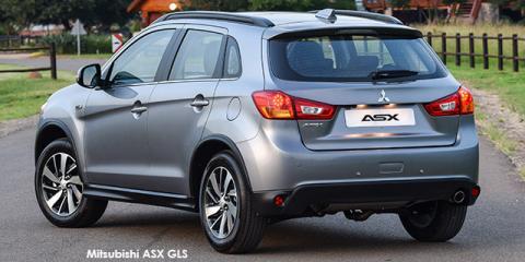 Mitsubishi ASX 2.0 GL - Image credit: © 2018 duoporta. Generic Image shown.
