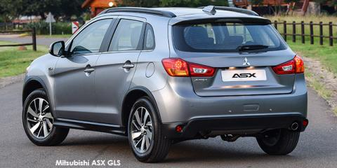 Mitsubishi ASX 2.0 GLS - Image credit: © 2018 duoporta. Generic Image shown.