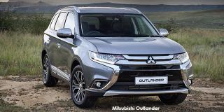 Mitsubishi Outlander - Image credit: © 2019 duoporta. Generic Image shown.