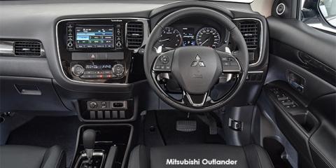 Mitsubishi Outlander 2.4 GLS - Image credit: © 2018 duoporta. Generic Image shown.