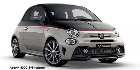 Abarth 500C 595 turismo 1.4T - Image credit: © 2019 duoporta. Generic Image shown.