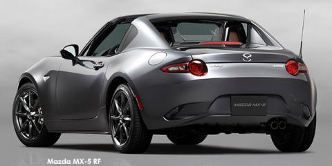 Mazda MX-5 2.0 RF auto - Image credit: © 2018 duoporta. Generic Image shown.