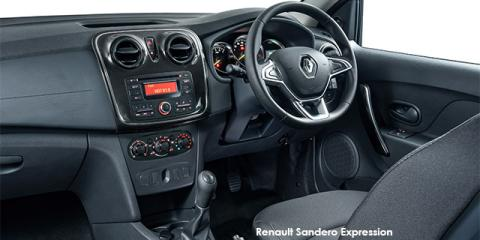 Renault Sandero 66kW turbo Expression - Image credit: © 2019 duoporta. Generic Image shown.