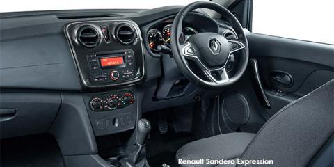 Renault Sandero 66kW turbo Expression - Image credit: © 2018 duoporta. Generic Image shown.