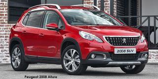 Peugeot 2008 - Image credit: © 2018 duoporta. Generic Image shown.