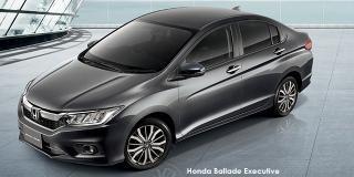 Honda Ballade - Image credit: © 2018 duoporta. Generic Image shown.