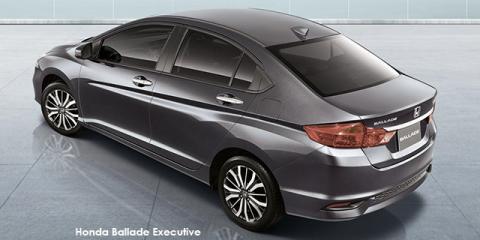 Honda Ballade 1.5 Executive auto - Image credit: © 2019 duoporta. Generic Image shown.