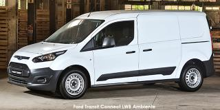 Ford Transit Connect - Image credit: © 2018 duoporta. Generic Image shown.