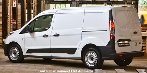 Ford Transit Connect 1.5TDCi LWB Ambiente - Image credit: © 2018 duoporta. Generic Image shown.