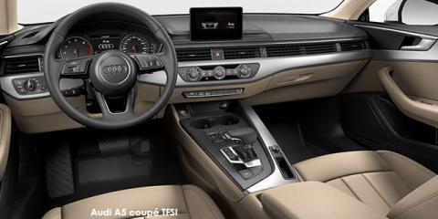 Audi A5 coupe 2.0TDI quattro