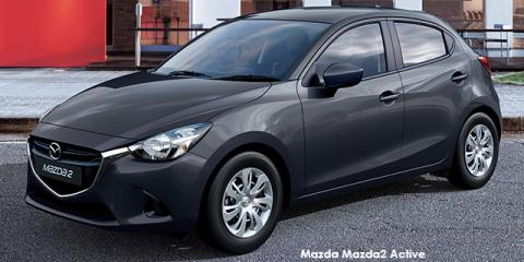Mazda Mazda2 1.5 Active - Image credit: © 2018 duoporta. Generic Image shown.