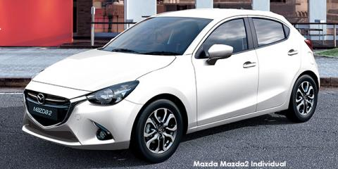 Mazda Mazda2 1.5 Individual - Image credit: © 2019 duoporta. Generic Image shown.