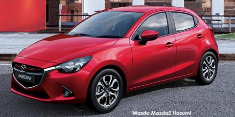 Mazda Mazda2 1.5DE Hazumi auto - Image credit: © 2019 duoporta. Generic Image shown.