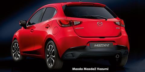 Mazda Mazda2 1.5DE Hazumi auto - Image credit: © 2018 duoporta. Generic Image shown.