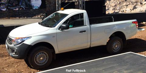 Fiat Fullback 2.5Di-D - Image credit: © 2021 duoporta. Generic Image shown.