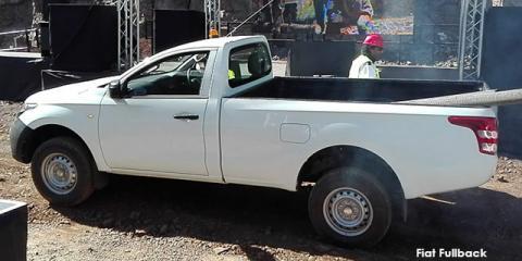 Fiat Fullback 2.5Di-D - Image credit: © 2018 duoporta. Generic Image shown.