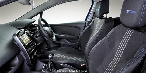 Renault Clio 88kW turbo GT-Line - Image credit: © 2018 duoporta. Generic Image shown.