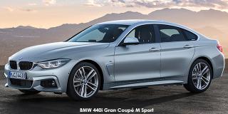 BMW 4 Series - Image credit: © 2018 duoporta. Generic Image shown.
