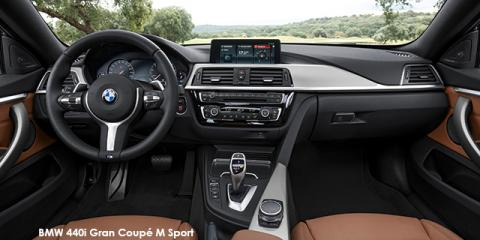 BMW 420i Gran Coupe sports-auto - Image credit: © 2018 duoporta. Generic Image shown.
