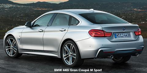 BMW 440i Gran Coupe - Image credit: © 2018 duoporta. Generic Image shown.