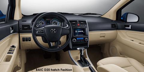 BAIC D20 hatch 1.5 Comfort - Image credit: © 2019 duoporta. Generic Image shown.