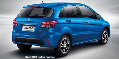 BAIC D20 hatch 1.5 Fashion - Image credit: © 2019 duoporta. Generic Image shown.