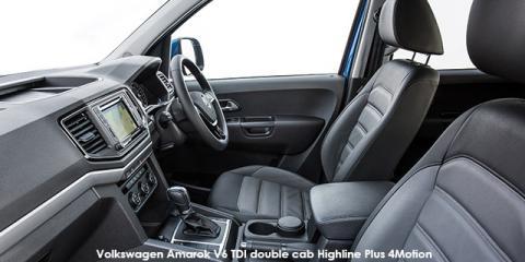 Volkswagen Amarok 2.0BiTDI double cab Highline Plus auto - Image credit: © 2018 duoporta. Generic Image shown.